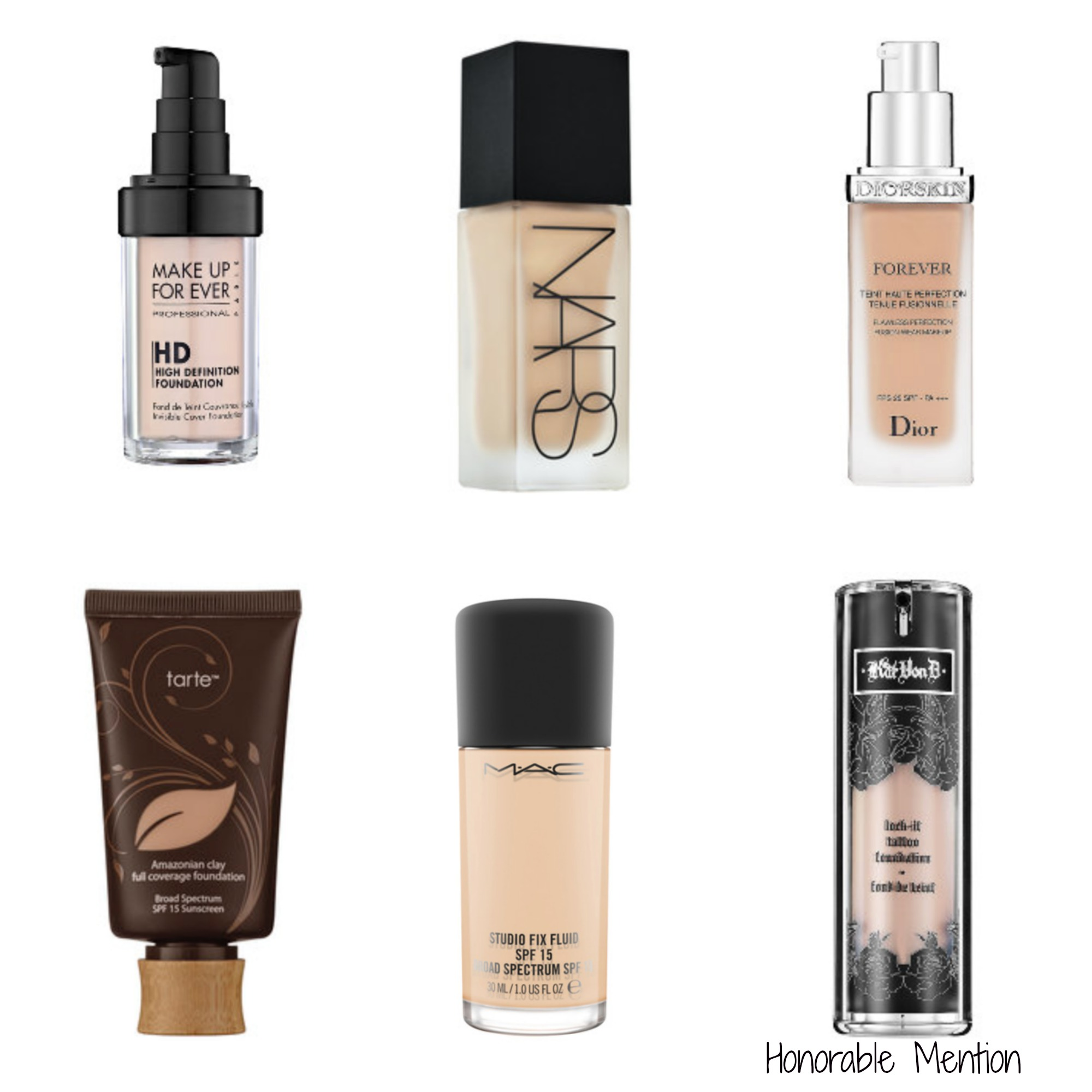 Best foundation makeup make up for What is cosmetics made of