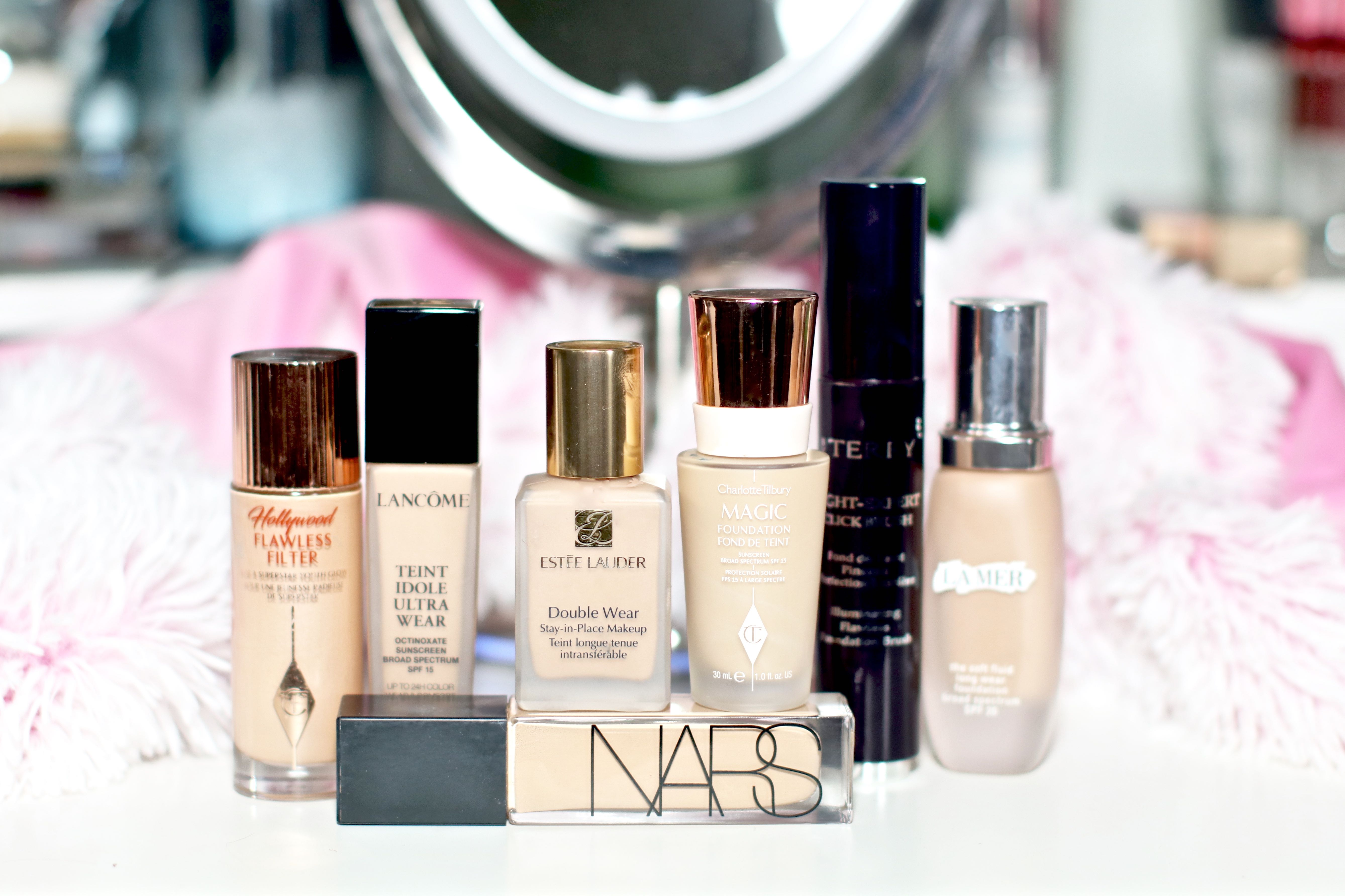 Best Luxury Foundations Makeup 2018 A